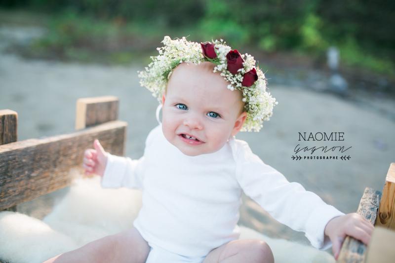 La beauté d'un enfant!